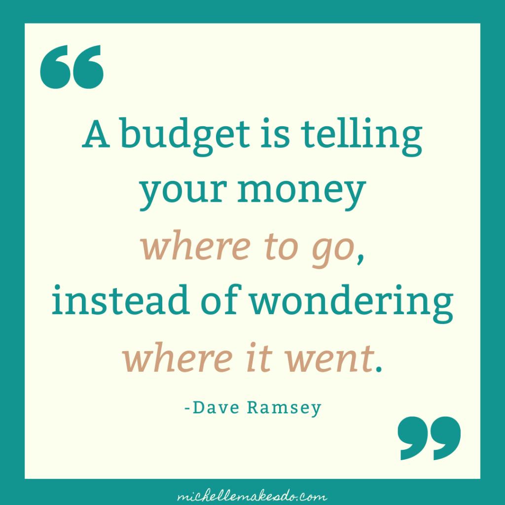 Budget Go Quote