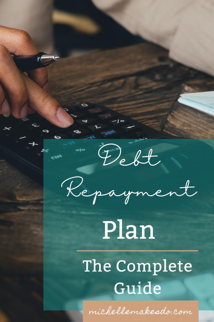 Debt Repayment Plan Complete Guide