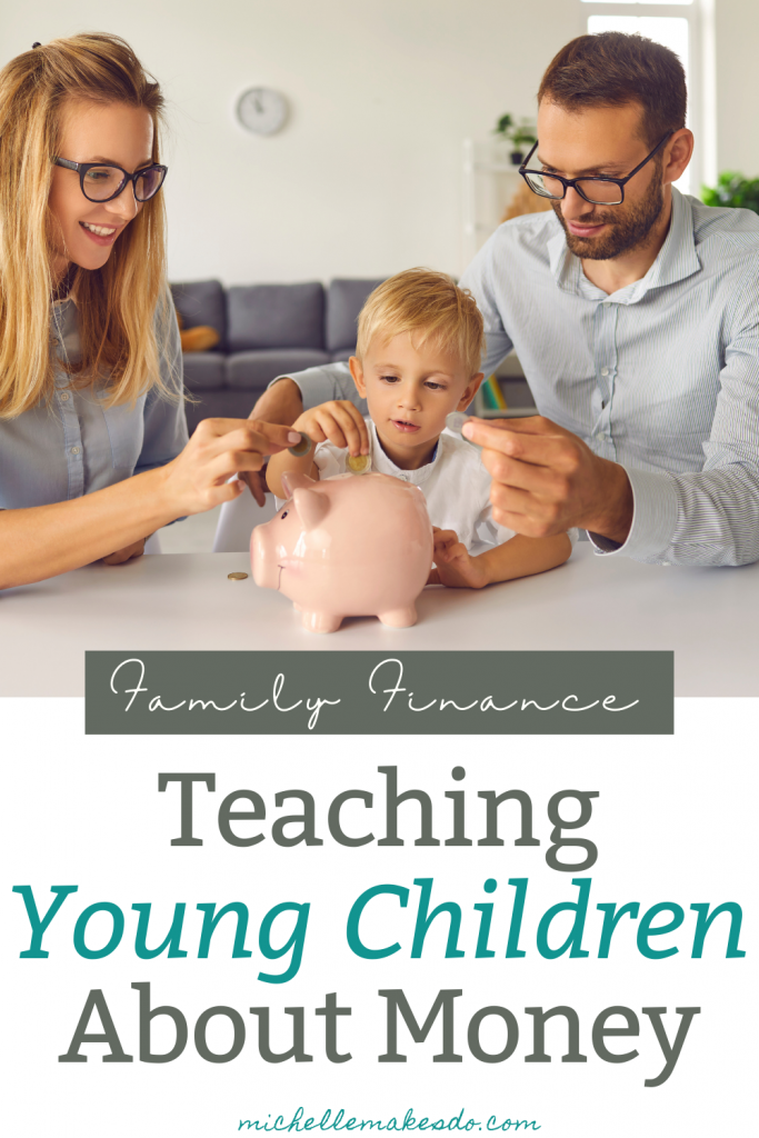 Teaching Young Children About Money