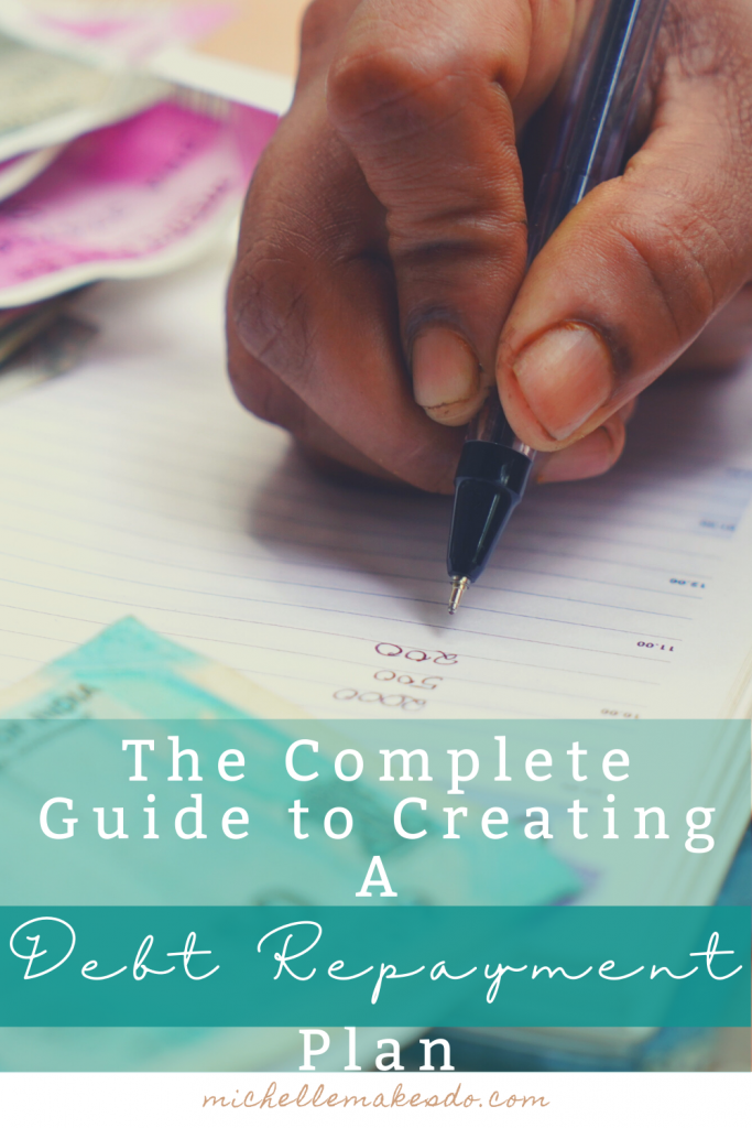 The Complete Guide to Creating A Successful Debt Repayment Plan